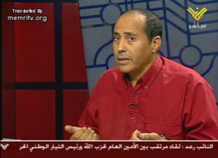 Holocaustleugner Ahmed Rami